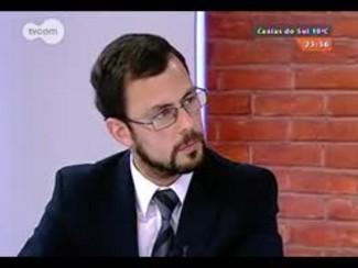 Mãos e Mentes - Advogado, professor, mestre em ciências criminais e doutor em direito Jader Marques - Bloco 3 - 21/09/2014