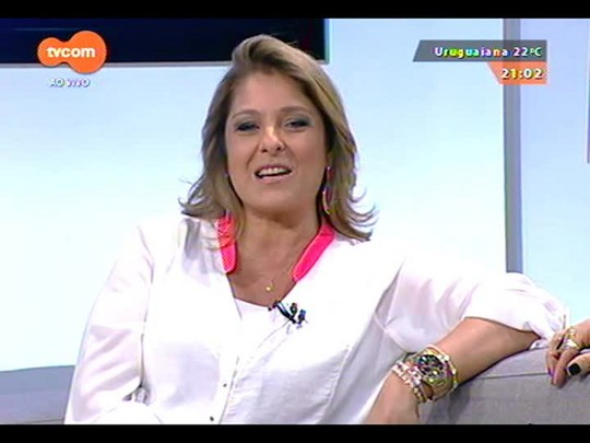 TVCOM Tudo Mais - \'TVCOM 360\': Consultora de estilo e imagem Leila Loiferman fala como se vestir no mundo corporativo