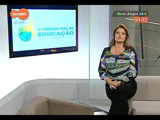 TVCOM Tudo Mais - \'Prêmio RBS de Educação\': Escola Municipal de Ensino Fundamental América