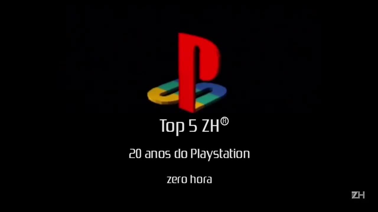 Top 5 ZH: os maiores jogos da história do Playstation