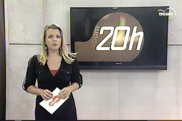 TVCOM 20h - Rafael Martini comenta derrota de Luiz Henrique na disputa para o Senado Federal - 2.2.15