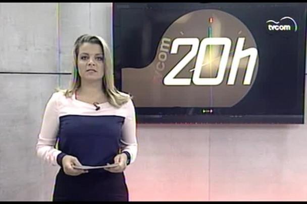 TVCOM 20 Horas - Medo de nova onda de violência: Reprimir os crimes organizados - 18.02.15