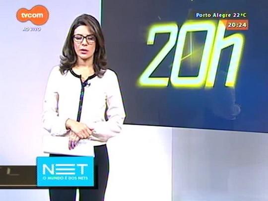 TVCOM 20 Horas - Atendimento em cinco UTI\'s neonatais da capital estão com atendimentos restritos - 20/04/2015