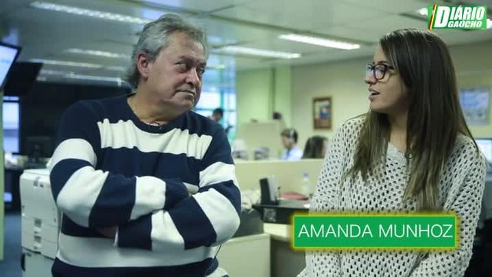 """Guerrinha: \""""Contra a Ponte Preta o Grêmio não tem escolha, tem que ganhar\"""""""
