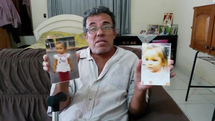 Avô de Emili acredita que a neta está viva e faz apelo