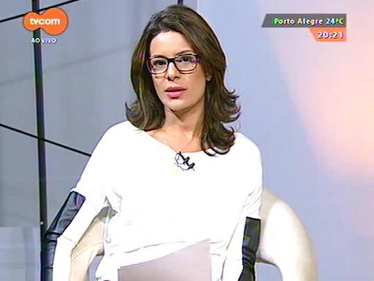 TVCOM 20 Horas - Vice-presidente do Instituto Liberdade aponta que impostos cobrados no Brasil não são revertidos em benefícios para a população - 21/05/2015
