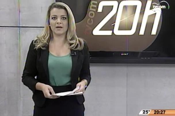 TVCOM 20 Horas - Estoque de BCG deve terminar ainda esta semana na Capital - 09.06.15