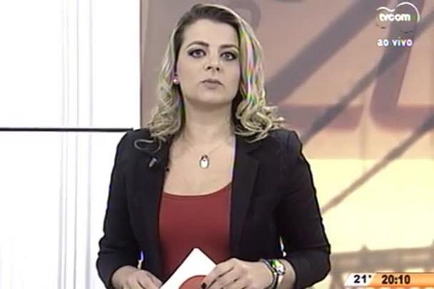 TVCOM 20 Horas - Mulheres vítimas de violência vão ganhar novo espaço de assistência na Capital - 26.06.15