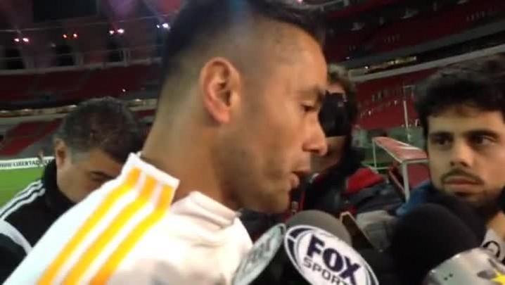 Zagueiro Juninho, do Tigres, fala sobre jogadores do Inter
