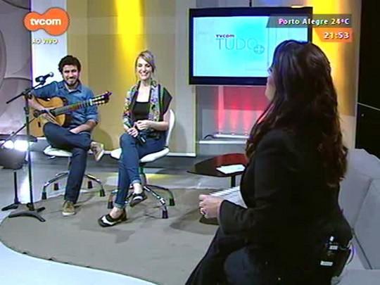 TVCOM Tudo Mais - Nina Wirtti em Especial Noel Rosa