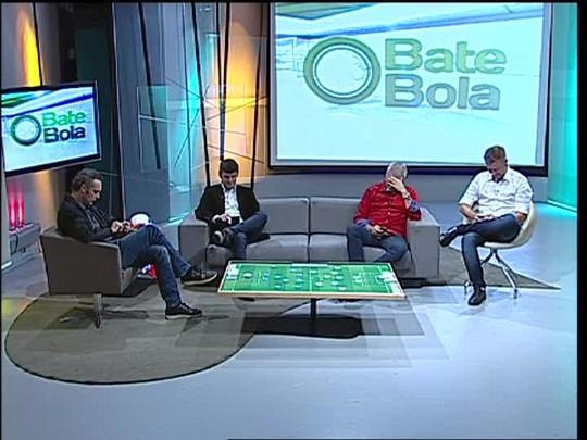 Bate Bola - 19ª rodada do brasileirão - Bloco 3 - 16/08/15