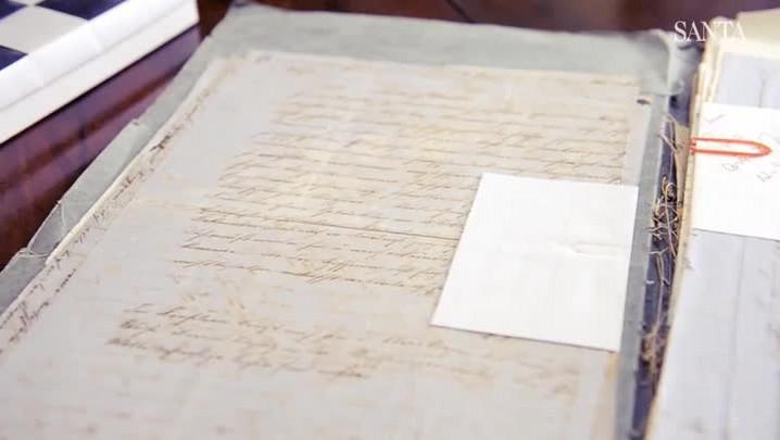 Veja imagens dos arquivos preservados no Arquivo Histórico de Blumenau