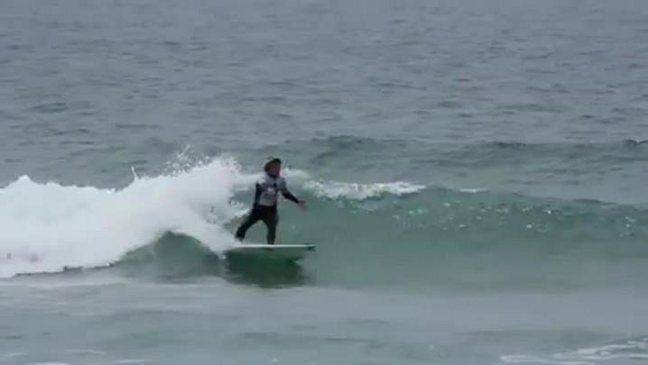 Vídeo mostra os melhores momentos das finais do Red Nose Pro15 na Praia do Santinho, em Florianópolis