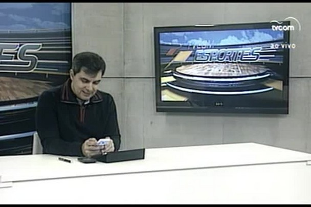 TVCOM Esportes. 4º Bloco. 03.11.15