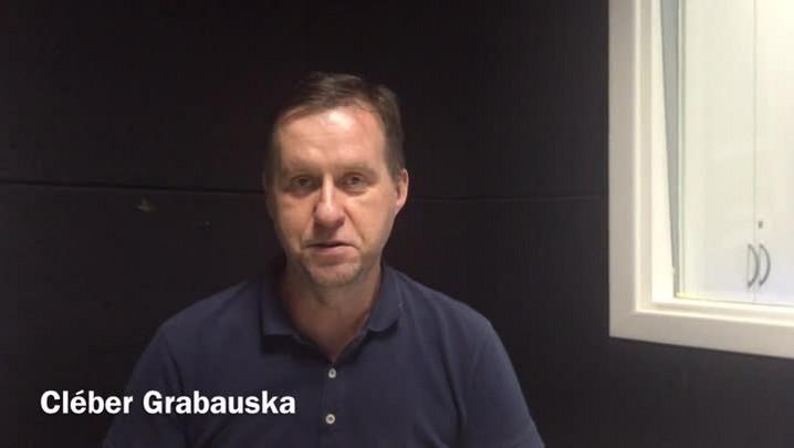 Cléber Grabaiska avalia confronto do Grêmio
