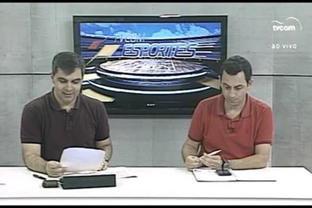 TVCOM Esportes. 4º Bloco. 27.11.15