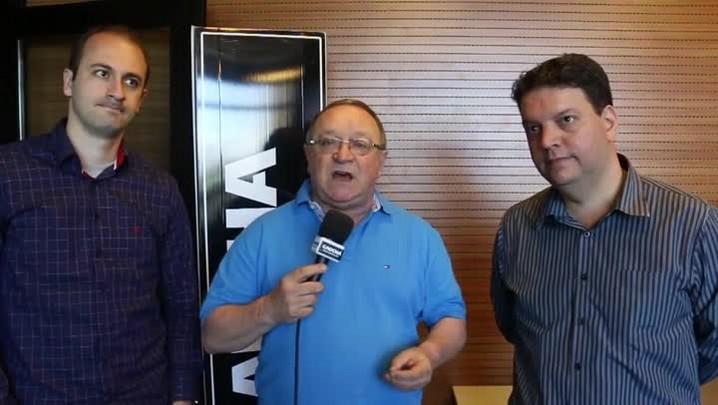 Pedro Ernesto apresenta os novos narradores da Rádio Gaúcha