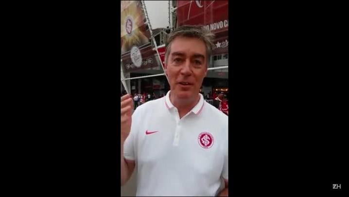 Vice de marketing fala sobre eventos do Dia do Torcedor Colorado