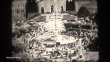 Memória: acendimento das luzes da árvore de Natal da Praça Dante Alighieri em 1968