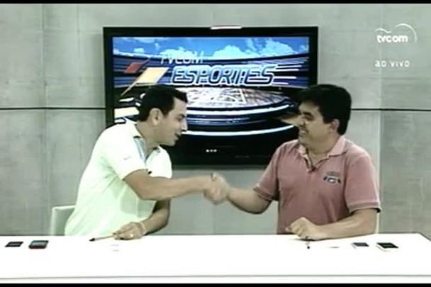 TVCOM Esportes. 1º Bloco. 19.01.16