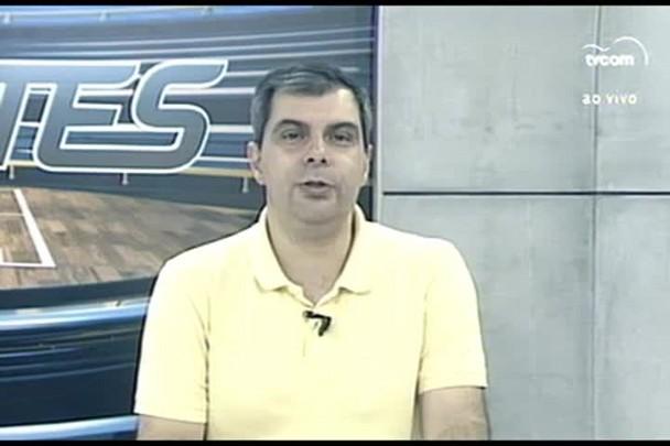 TVCOM Esportes. 3º Bloco. 04.02.16