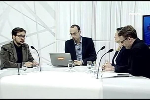 TVCOM Conversas Cruzadas. 4º Bloco. 08.02.16