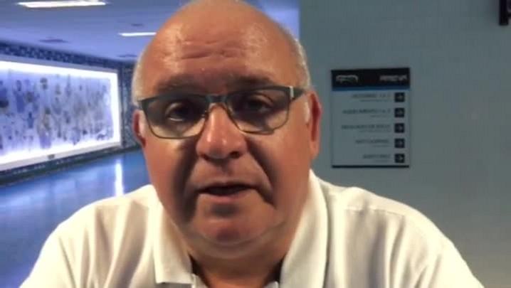 Romildo Bolzan fala sobre contratações