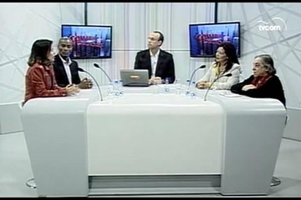 TVCOM Conversas Cruzadas. 4º Bloco. 27.05.16