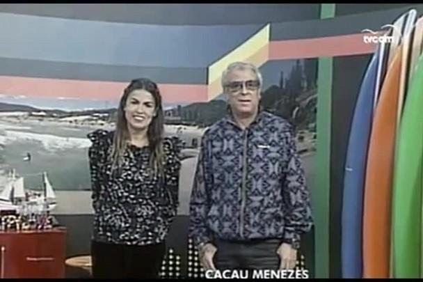 TVCOM De Tudo um Pouco. 1º Bloco. 03.07.16