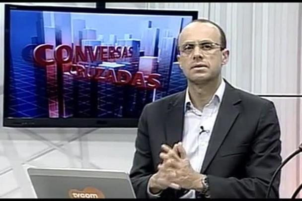 TVCOM Conversas Cruzadas. 4º Bloco. 12.07.16