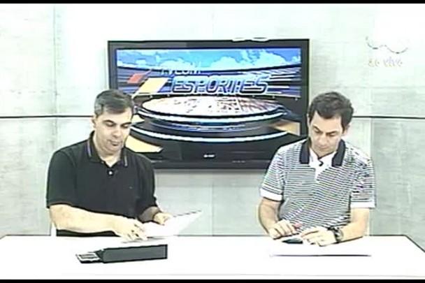 TVCOM Esportes. 2º Bloco. 08.09.16