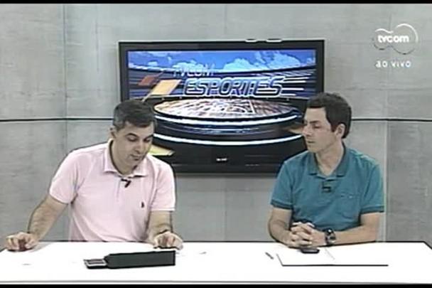 TVCOM Esportes. 3º Bloco. 09.09.16