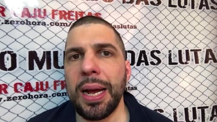 Caju Freitas: a grande mágoa de Ronda Rousey