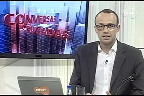TVCOM Conversas Cruzadas. 4º Bloco. 19.10.16