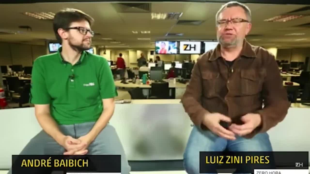 Pós-Jogo ZH: Grêmio finalista, Inter eliminado