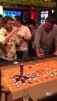 Turma de gaúchos ganha US$ 78 mil em aposta no Conrad, em Punta del Este
