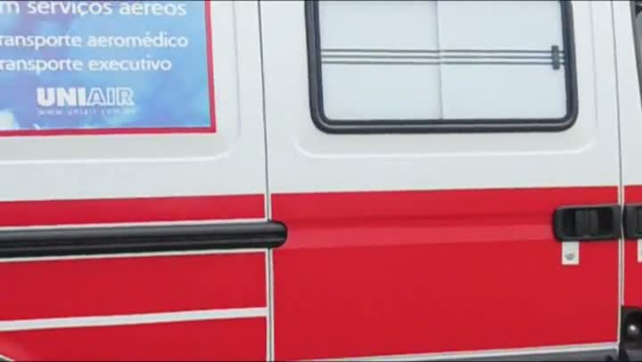 Em busca de UTI, bebê queimado chega a Porto Alegre