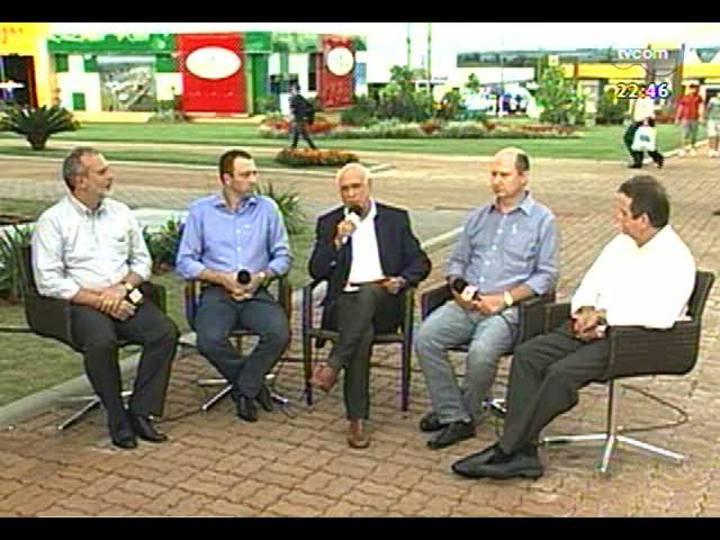 Conversas Cruzadas - Produção e o mercado de biodiesel no Brasil - Bloco 3 - 07/03/2013