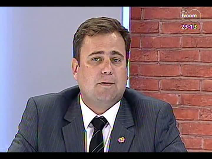 Mãos e Mentes - Defensor público geral do Estado, Nilton Leonel Arnecke Maria - Bloco 2 - 31/03/2013