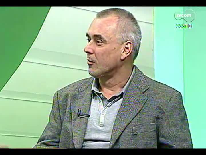 Bate Bola - Conversa com o vice-presidente do Grêmio, Nestor Hein, sobre Luxemburgo e Brasileirão - Bloco 4 - 19/05/2013