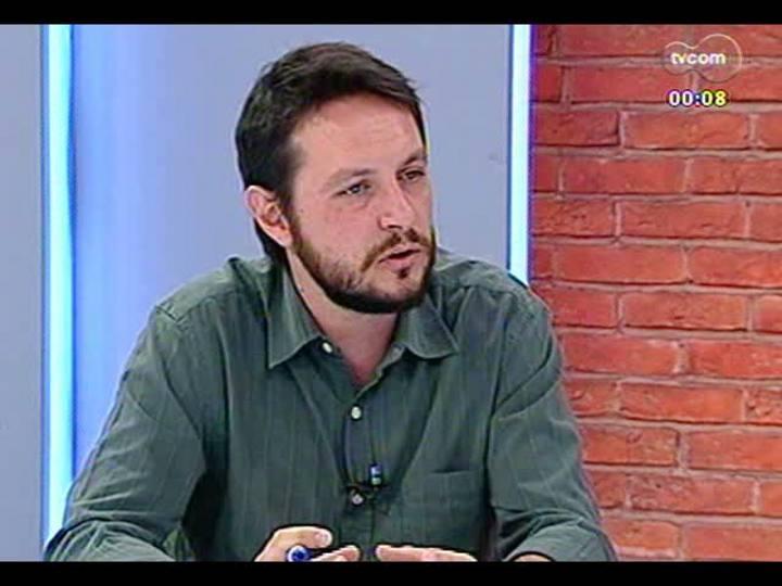 Mãos e Mentes - Editor de Copa da Zero Hora, Rodrigo Müzell - Bloco 4 - 22/05/2013