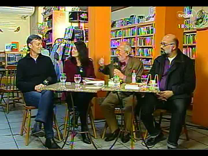 """Café TVCOM - Livro \""""Exclusiva\"""" e a presença feminina nas redações jornalísticas - Bloco 1 - 01/06/2013"""