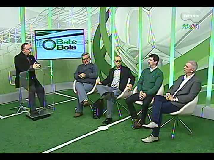 Bate Bola - Debate sobre a goleada do Brasil sobre a França e os jogos do Campeonato Brasileiro - Bloco 5 - 09/06/2013
