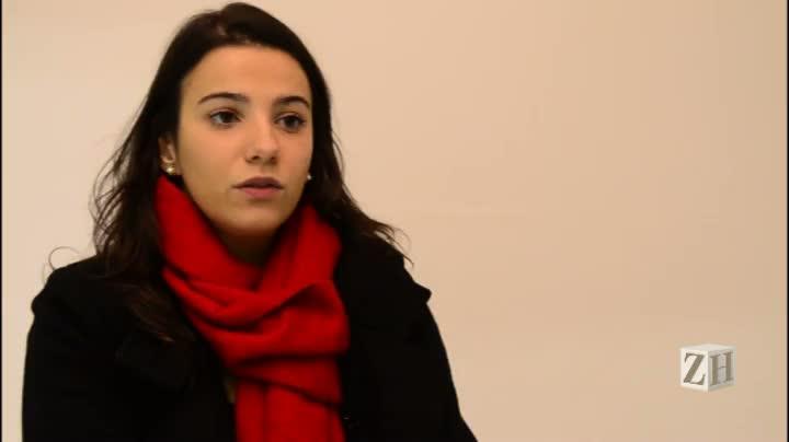 Júlia Alves conta o que observou no protesto de quinta-feira