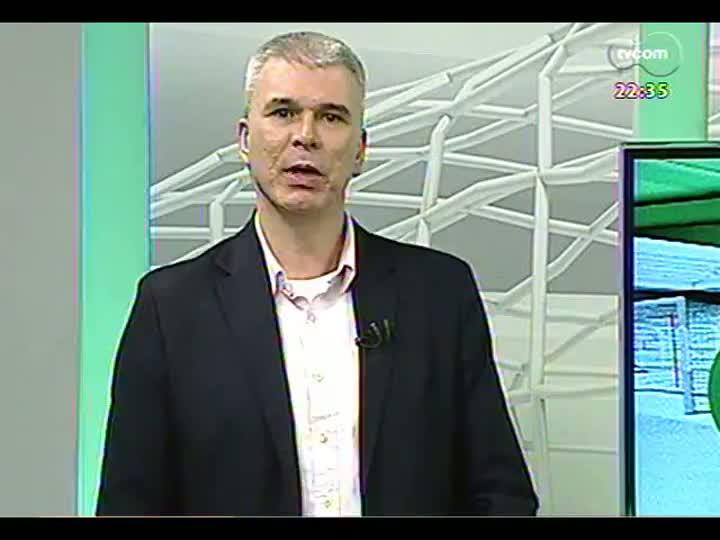 Bate Bola - Final da Libertadores e a dupla Gre-Nal, com participação especial de Valdir Espinosa - Bloco 4 - 28/07/2013