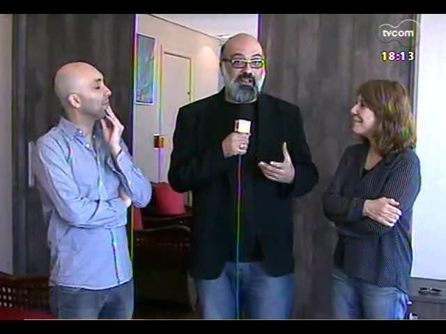 Programa do Roger - Entrevista com Renata Sorrah - bloco 3 - 06/09/2013