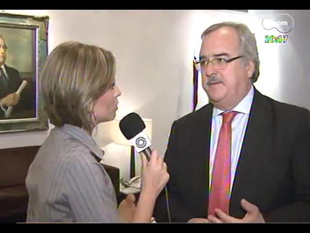 TVCOM 20 Horas - Informações sobre a votação para extinção do imposto da fronteira - Bloco 2 - 09/09/2013