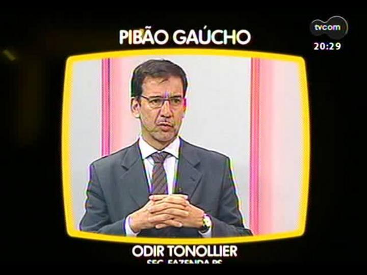 TVCOM 20 Horas - Confira um resumo das notícias da semana - Bloco 3 - 13/09/2013