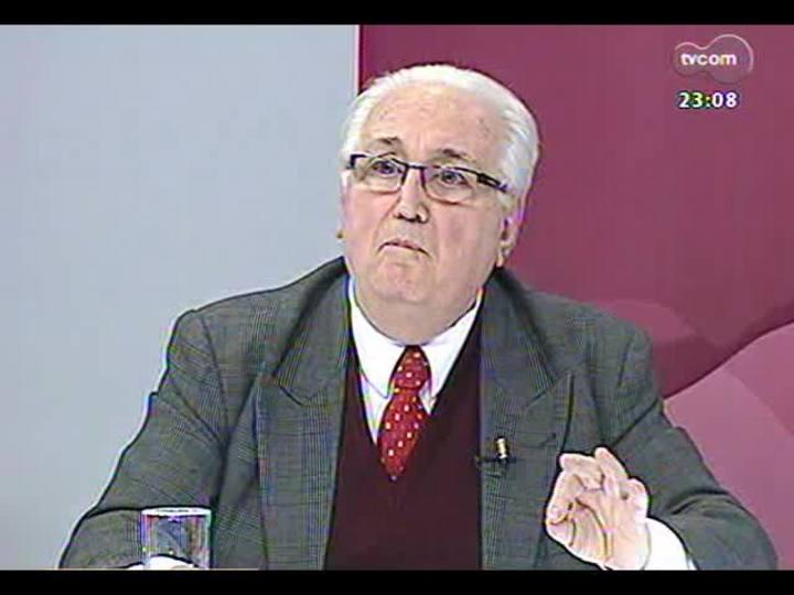 Conversas Cruzadas - Análise da criação de novos partidos políticos - Bloco 4 - 26/09/2013