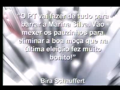 Conversas Cruzadas - Eleições 2014 - 3º bloco – 01/10/2013